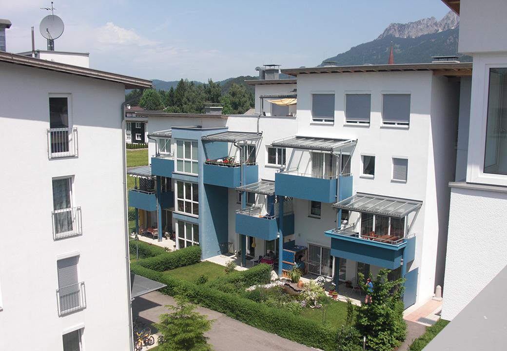 2007 |Alpenwohnpark – Reutte
