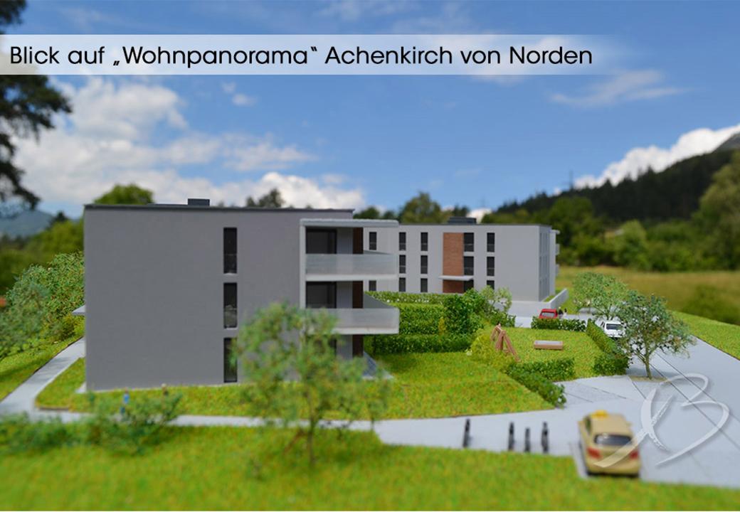 Wohnpanorama Achenkirch  Einweihung