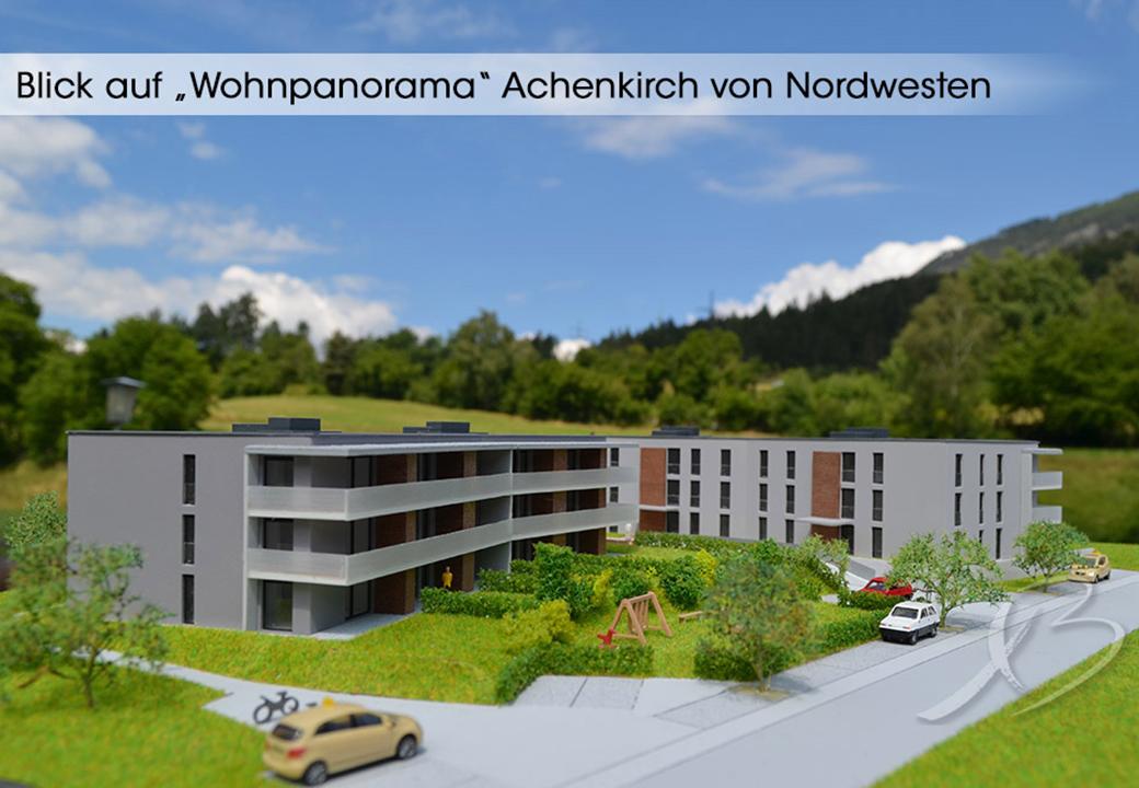 Wohnpanorama – Achenkirch