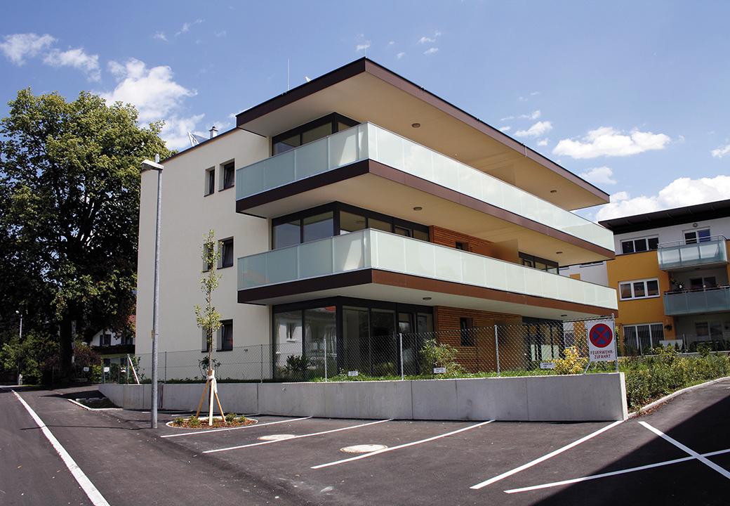 2011 | Lindenpark II – Reutte