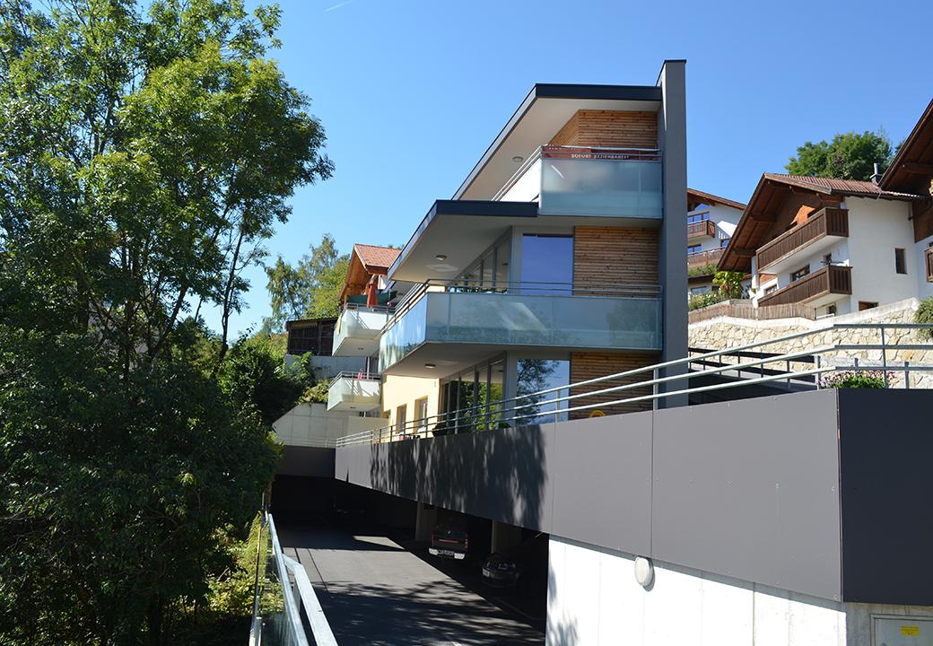 2009 |Panoramahaus – Imst