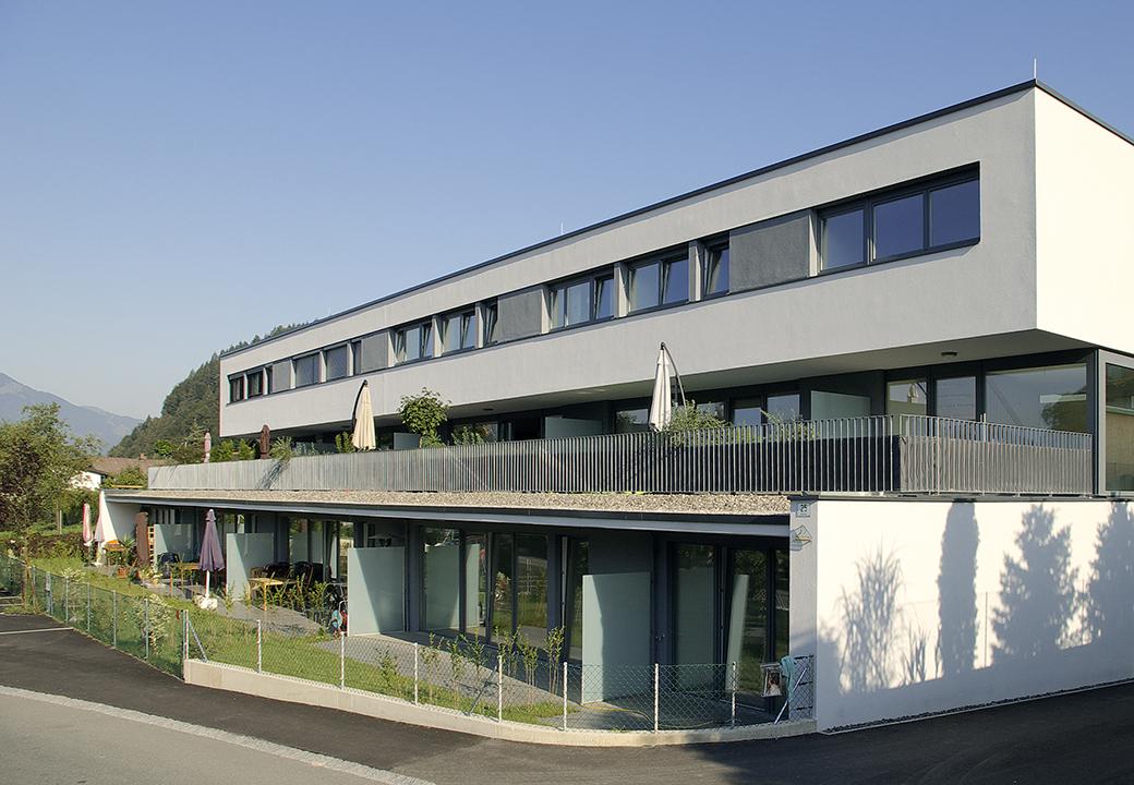 2009 | Wohnpark Dorfzentrum – Niederndorf