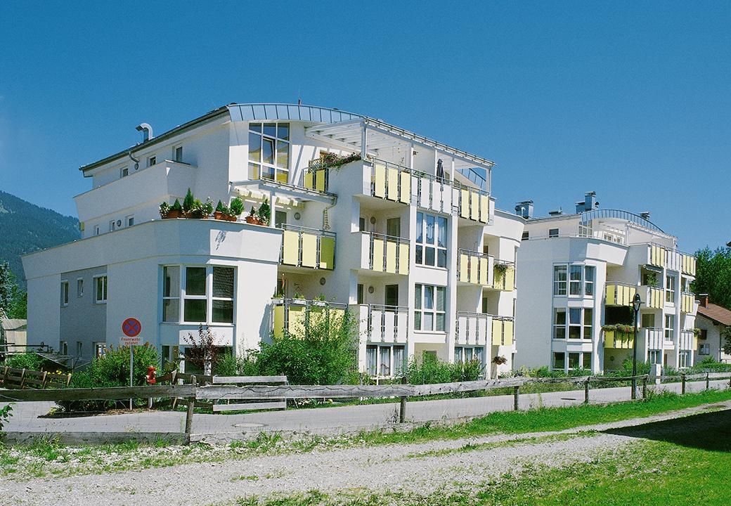1998 |Wohnhof Obermarkt – Reutte