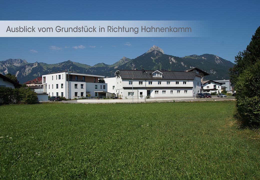 Grundstück MR Hahnenkamm