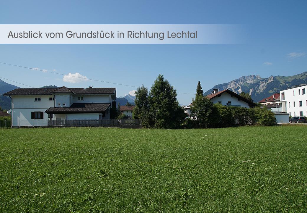 Grundstück MR Lechtal